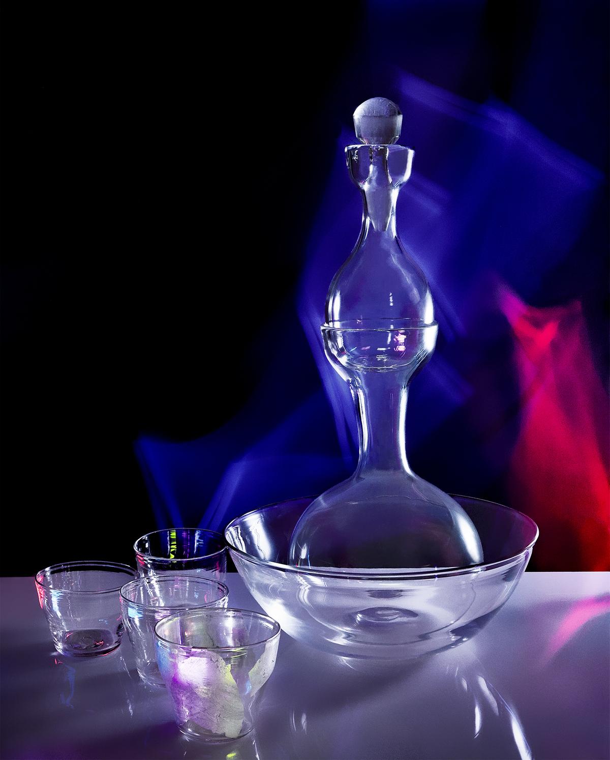 Glassware - George Barberis Still Life Photographer