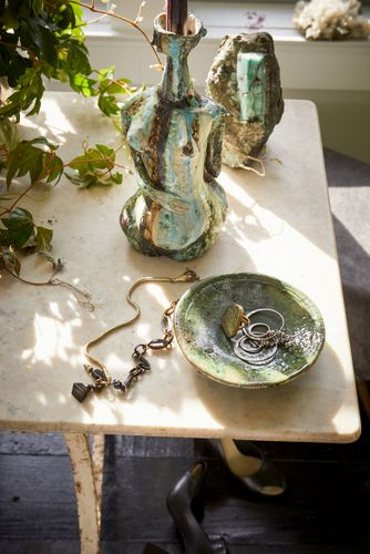 statue, jewelry and interior styling