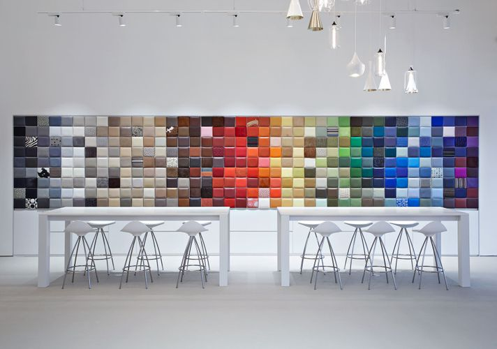 Design within reach color grid