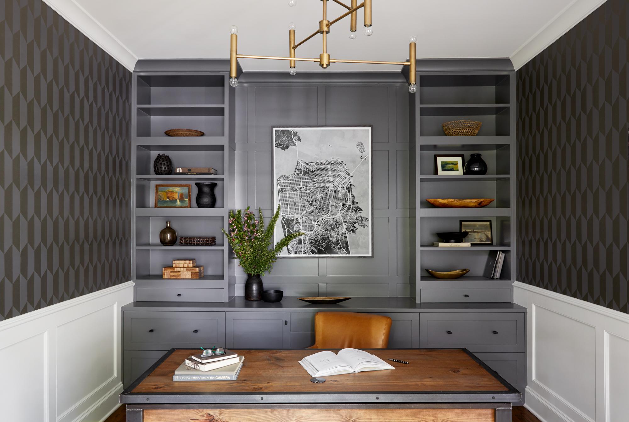 Den Study, Decorate, Interior Design, Bookcase