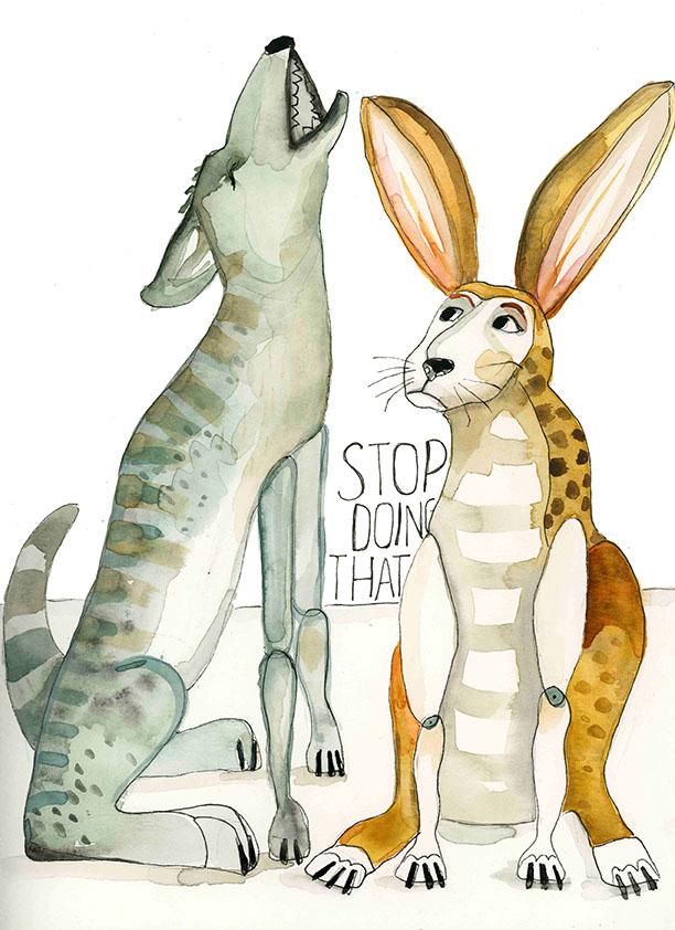 Stacy Milrany Illustrator Seattle