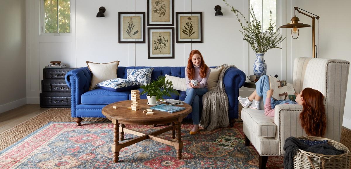 Wafair traditional living room