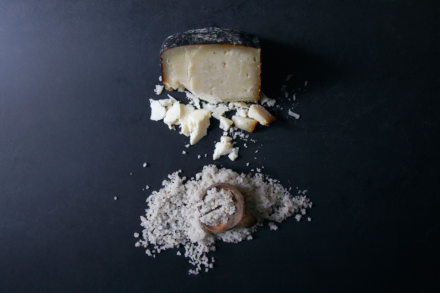 Cheese and Salt