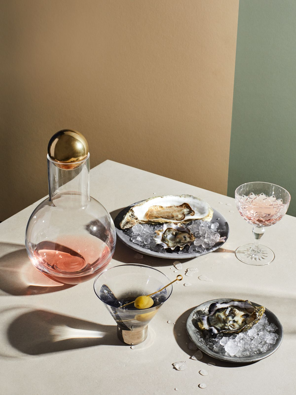 FOOD PHOTOGRAPHY OYSTERS