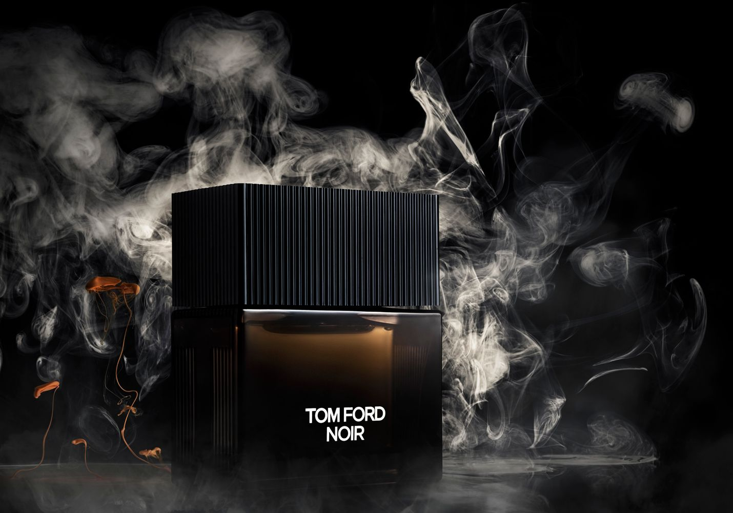 Underwater effects for Tom Ford ad campaign