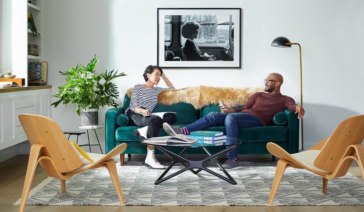 Wafair living room