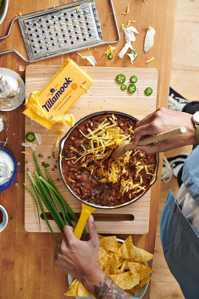 Making Chili at Home