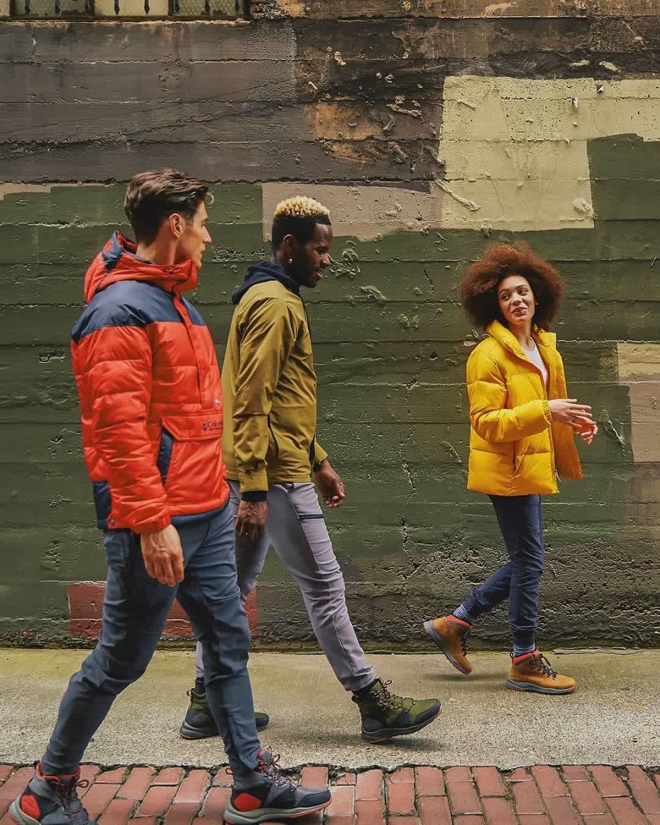 Puffer Jackets Photo Stylist
