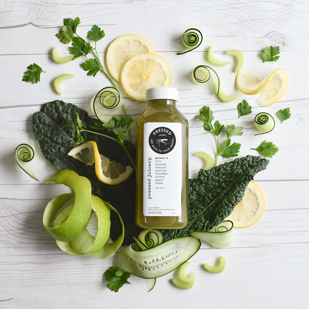 Pressed Juicery Advertising Campaign