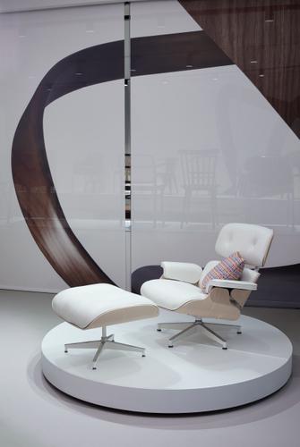 Design within reach white chair