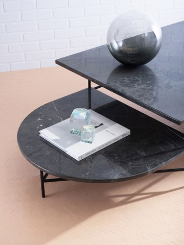 beautiful marble modern table