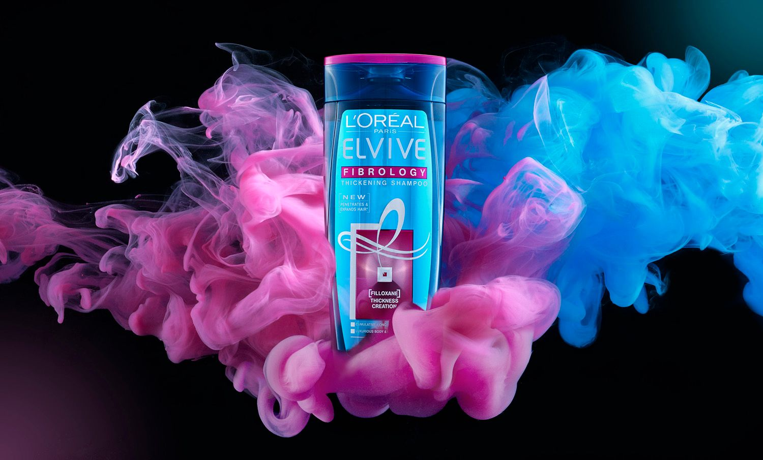 L'Oreal beauty campaign