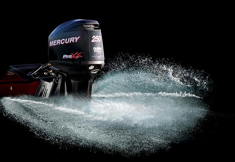 Photographer: Scott Ritenour | Client: Mercury Motors