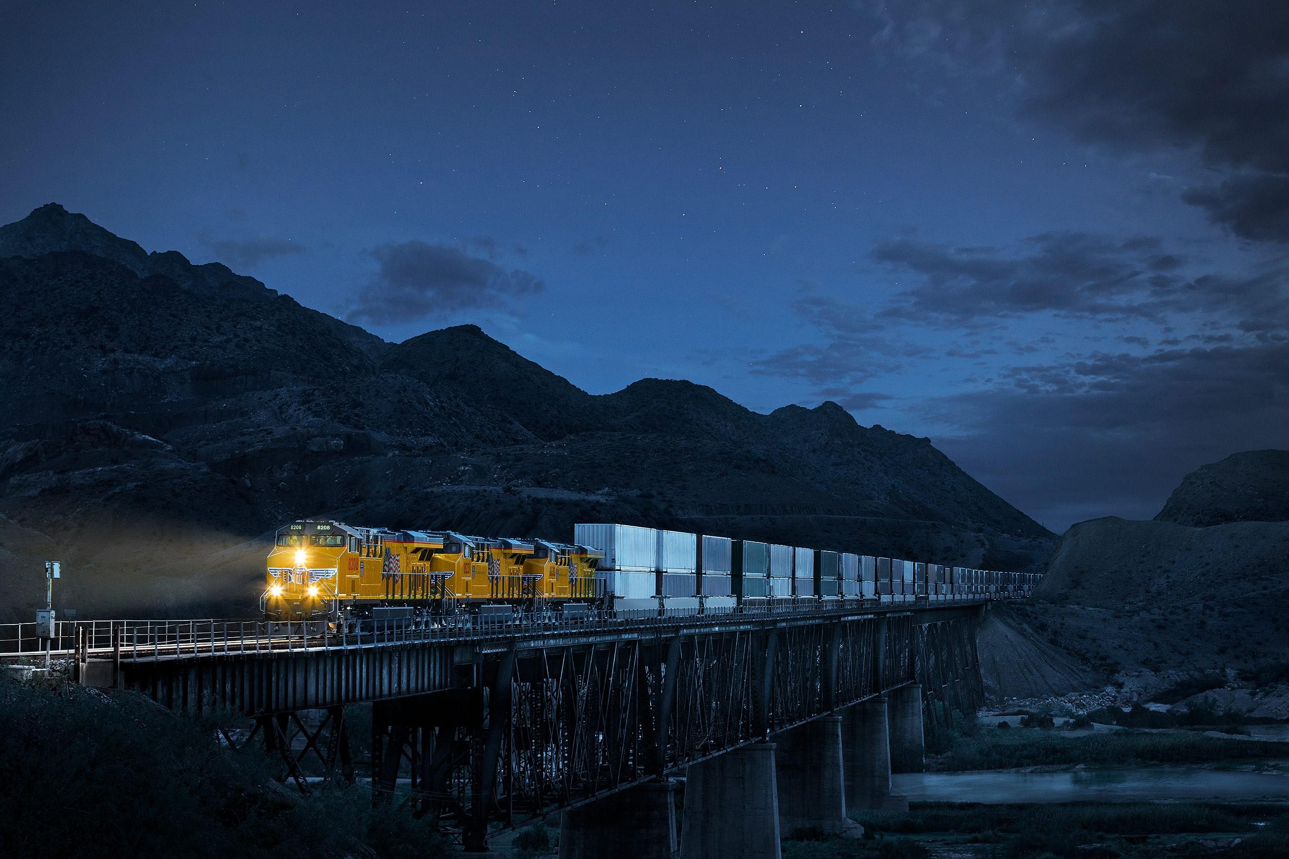 Photographer: Bob Ervin | Client: Union Pacific