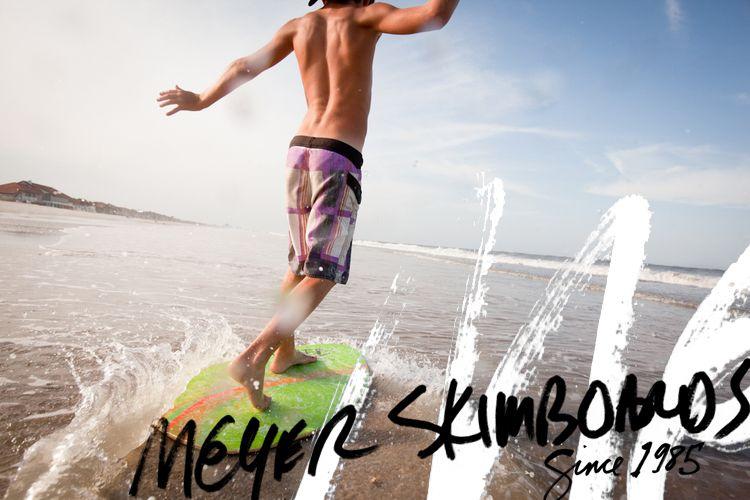 Meyer Skimboards: Photography by Sean Murphy