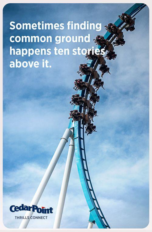 Cedar Point: Photography by Sean Murphy