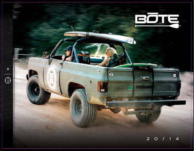 BOTE Catalogue: Photography by Sean Murphy
