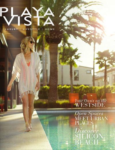 Playa Vista: Photography by Natalie Faye