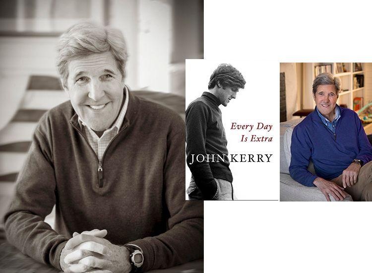 John Kerry, Everyday is Extra