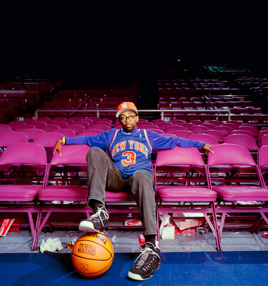 Spike Lee, Madison Square Garden