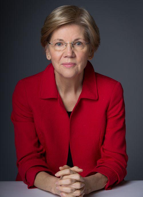 Senator Elizabeth Warren, Cambridge, MA