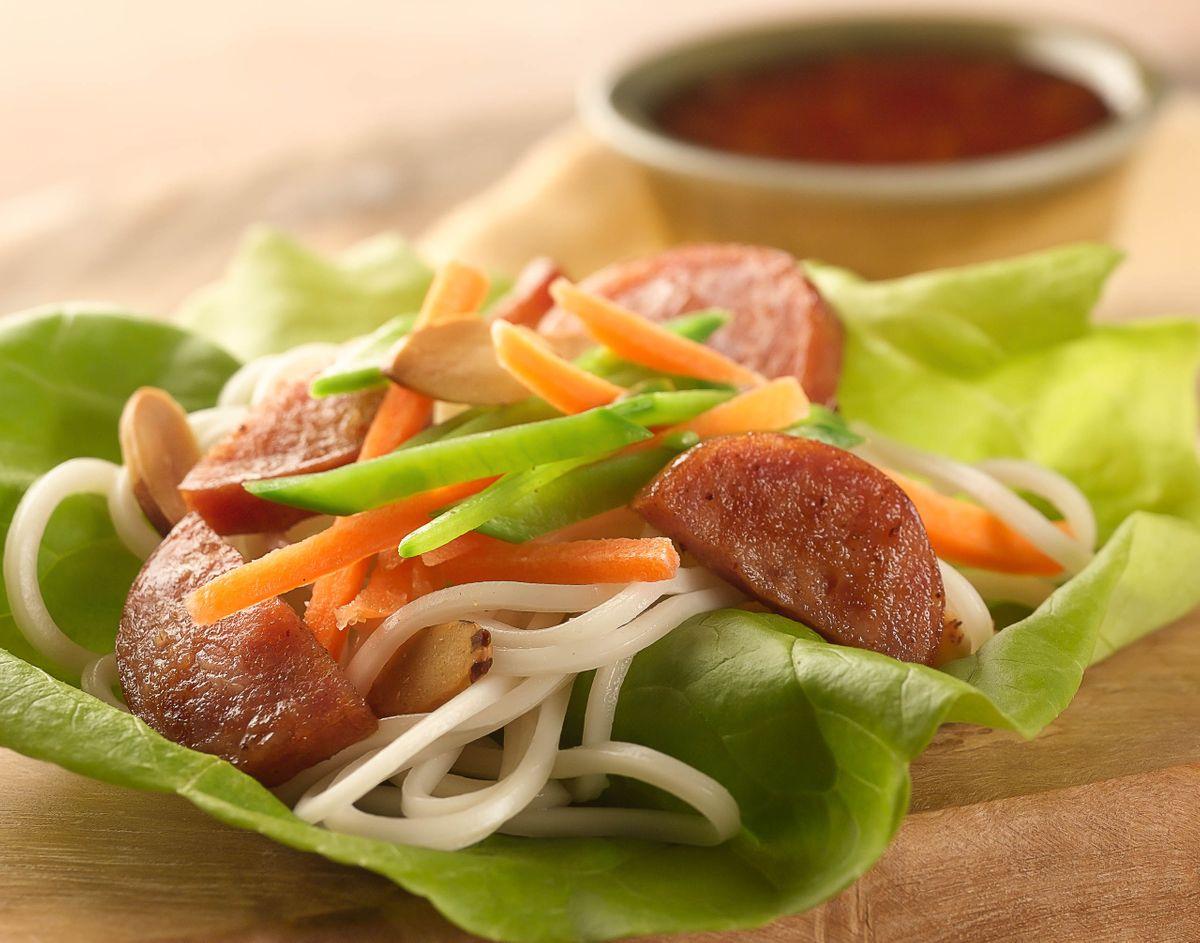 Lettuce Wrap.