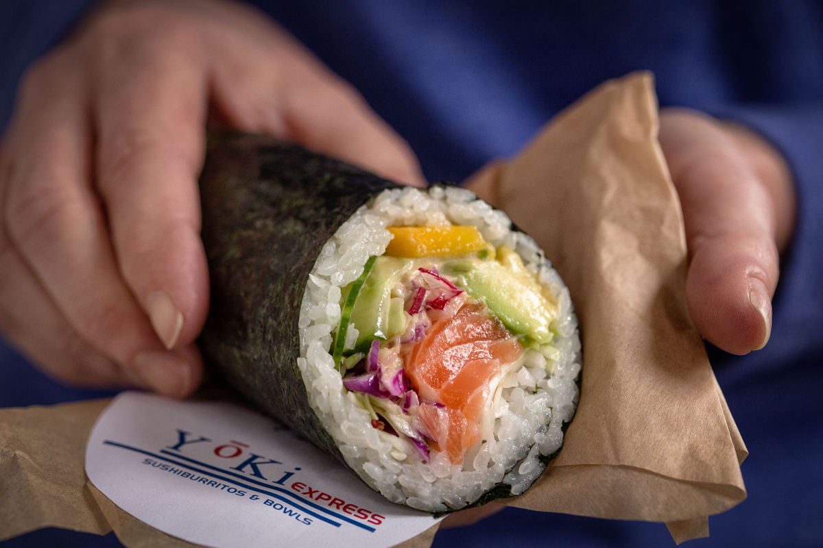 Sushi-rrito.
