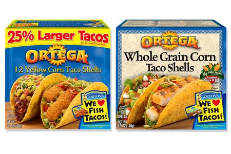 Food packaging.