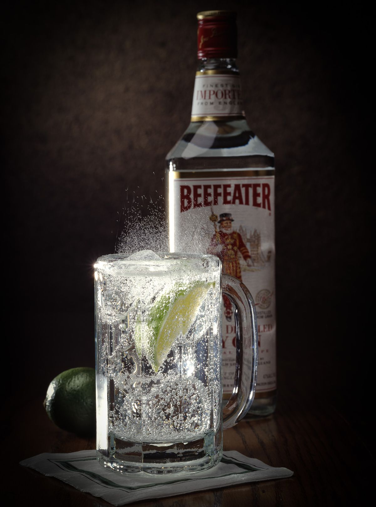 Beefeaters Gin and Tonic