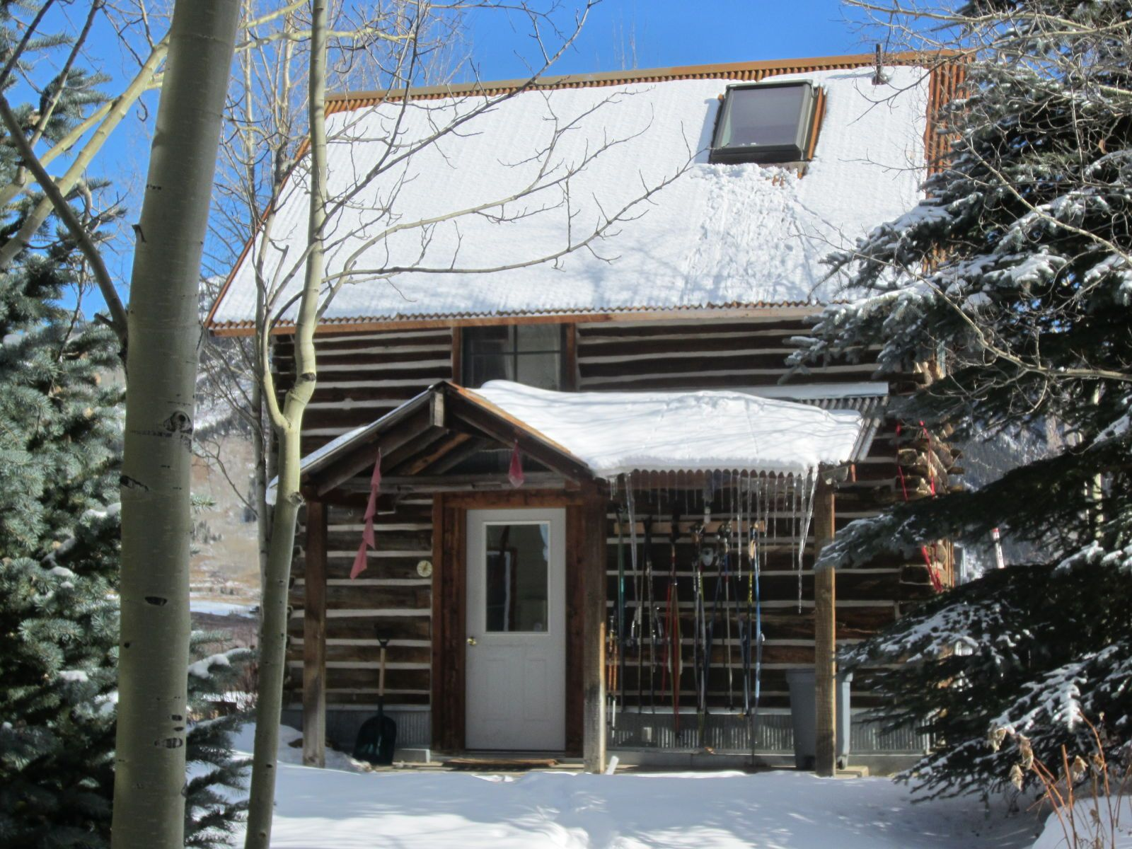 A Historic Crested Butte Miner's Cabin