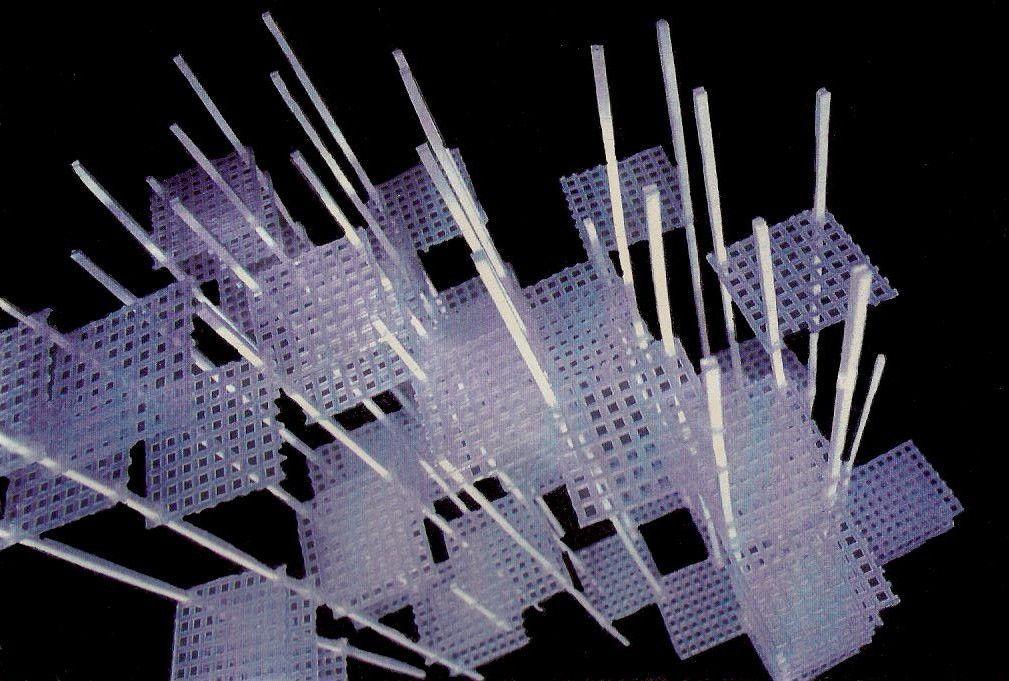 Model of Grid Habitat