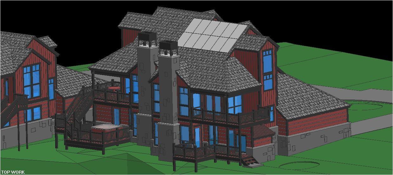 3D Model of Condominium Renovation