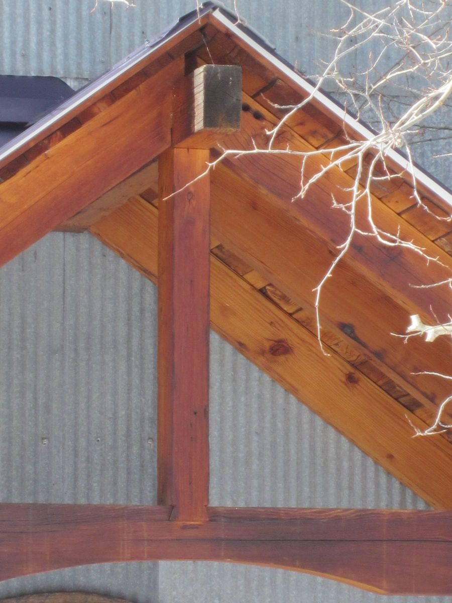 Entry Roof