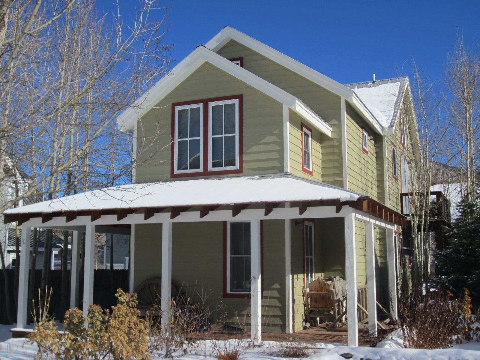 A Crested Butte Townhome