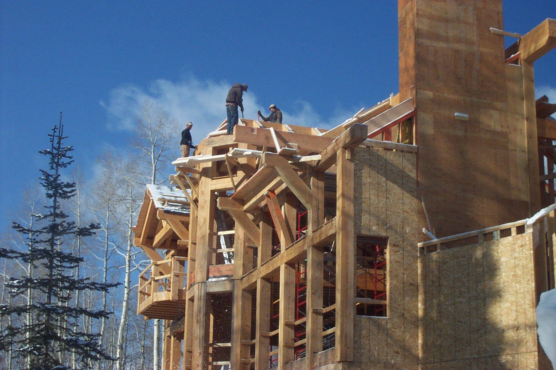 Timberframing