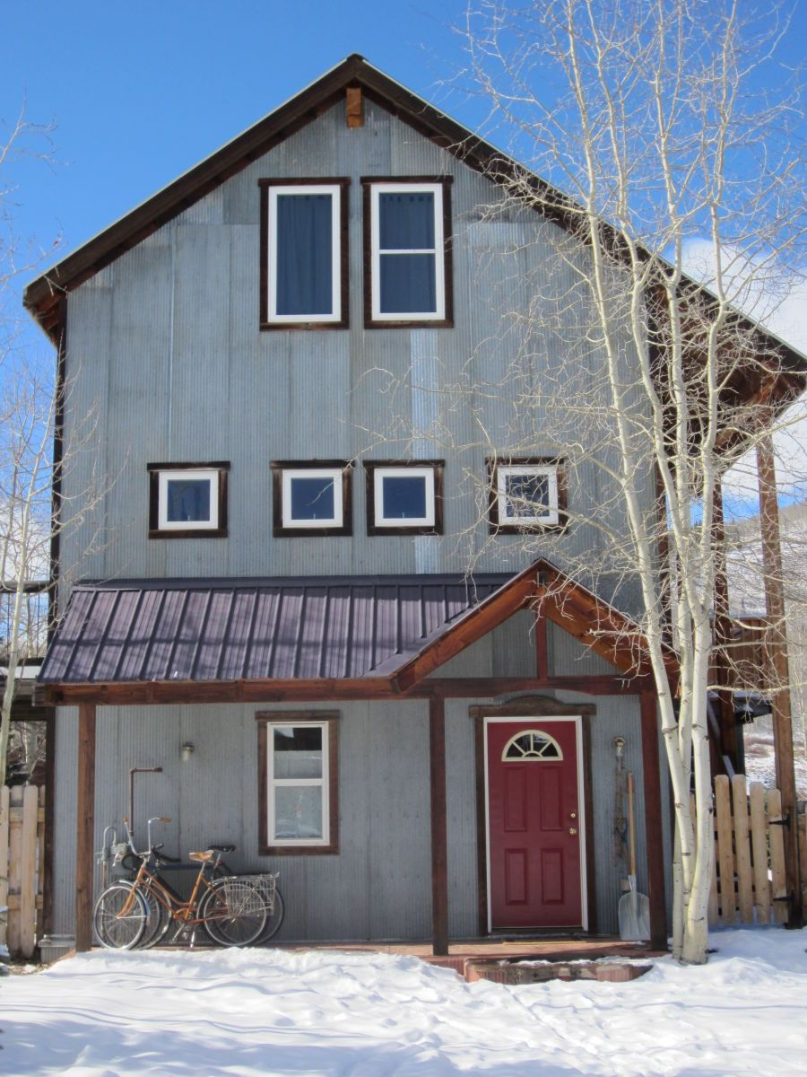 A Crested Butte Home