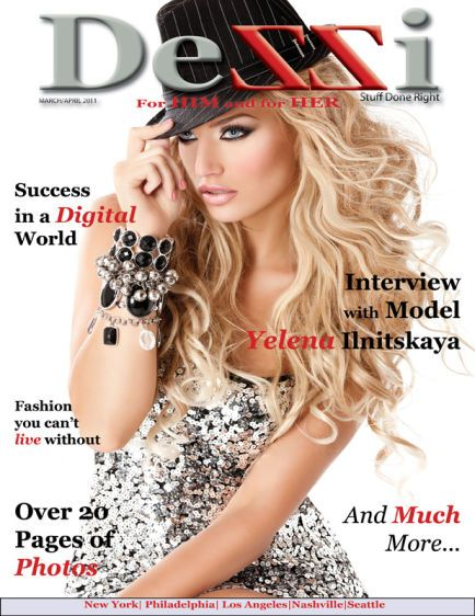 Dezzi Magazine - March/April 2011