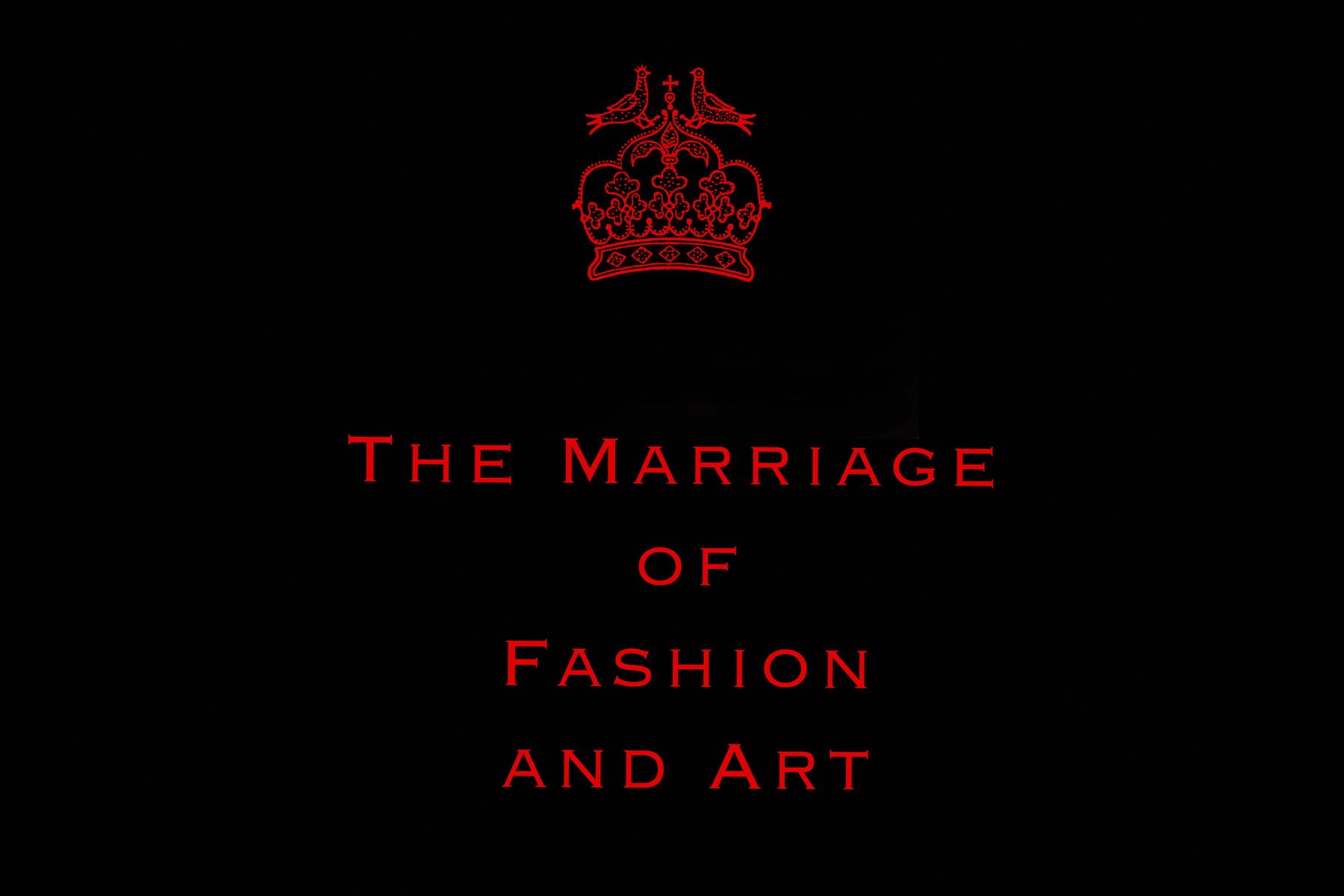 The Marriage of Fashion and Art