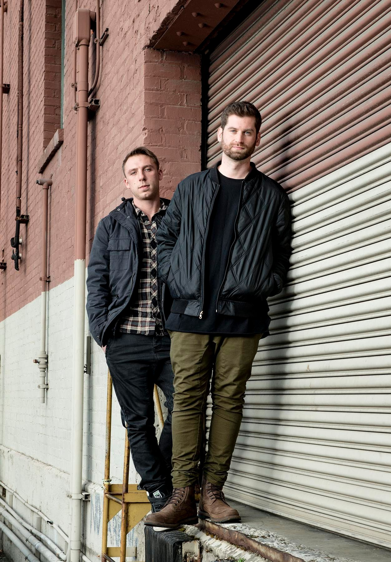 Odesza for Seattle Weekly
