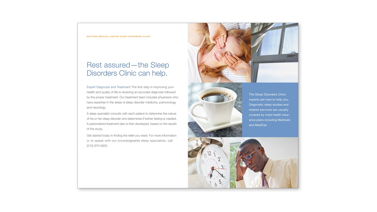 DOCTORS MEDICAL CENTER BRANDING