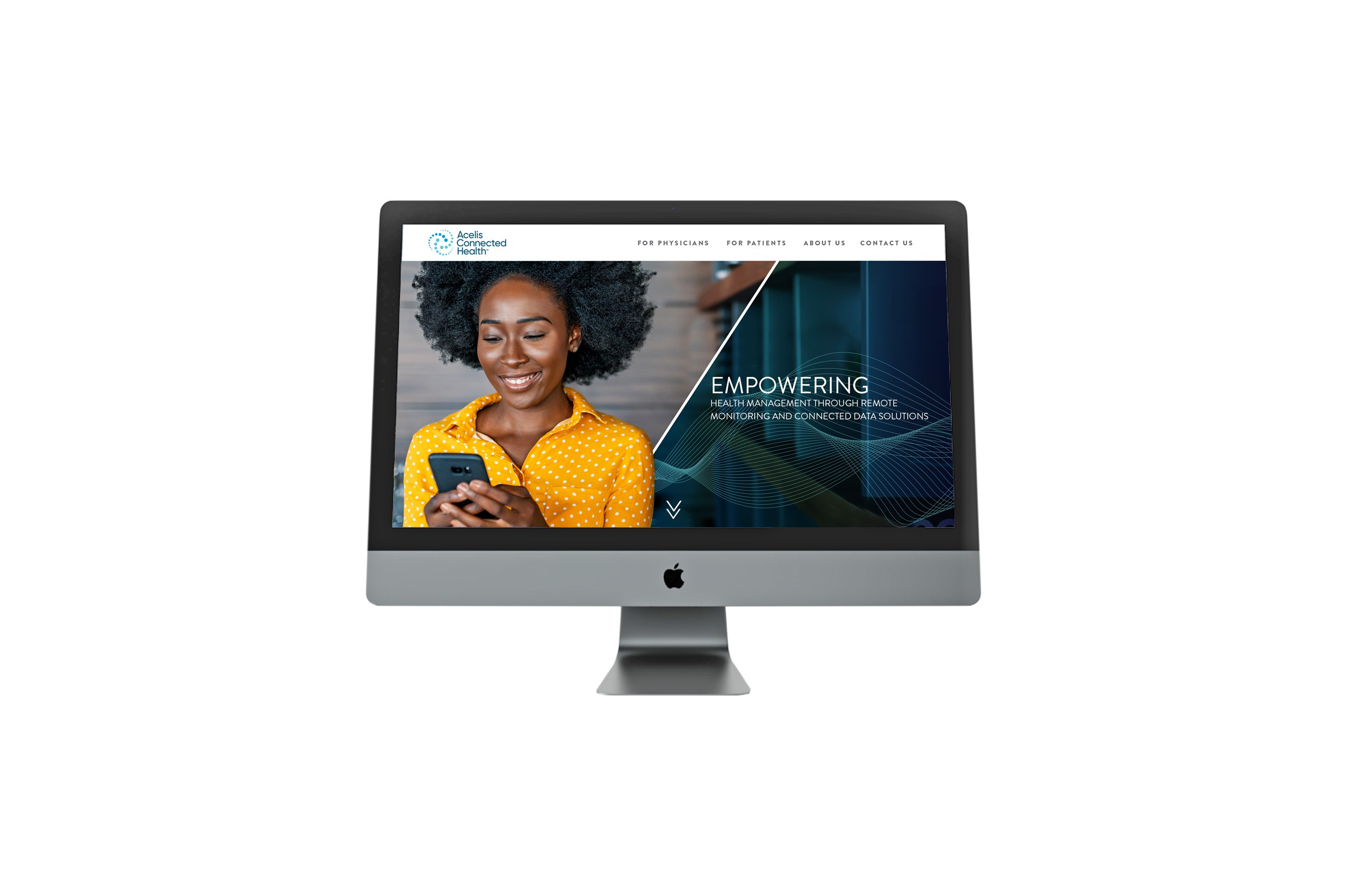ACELIS CONNECTED HEALTH WEBSITE