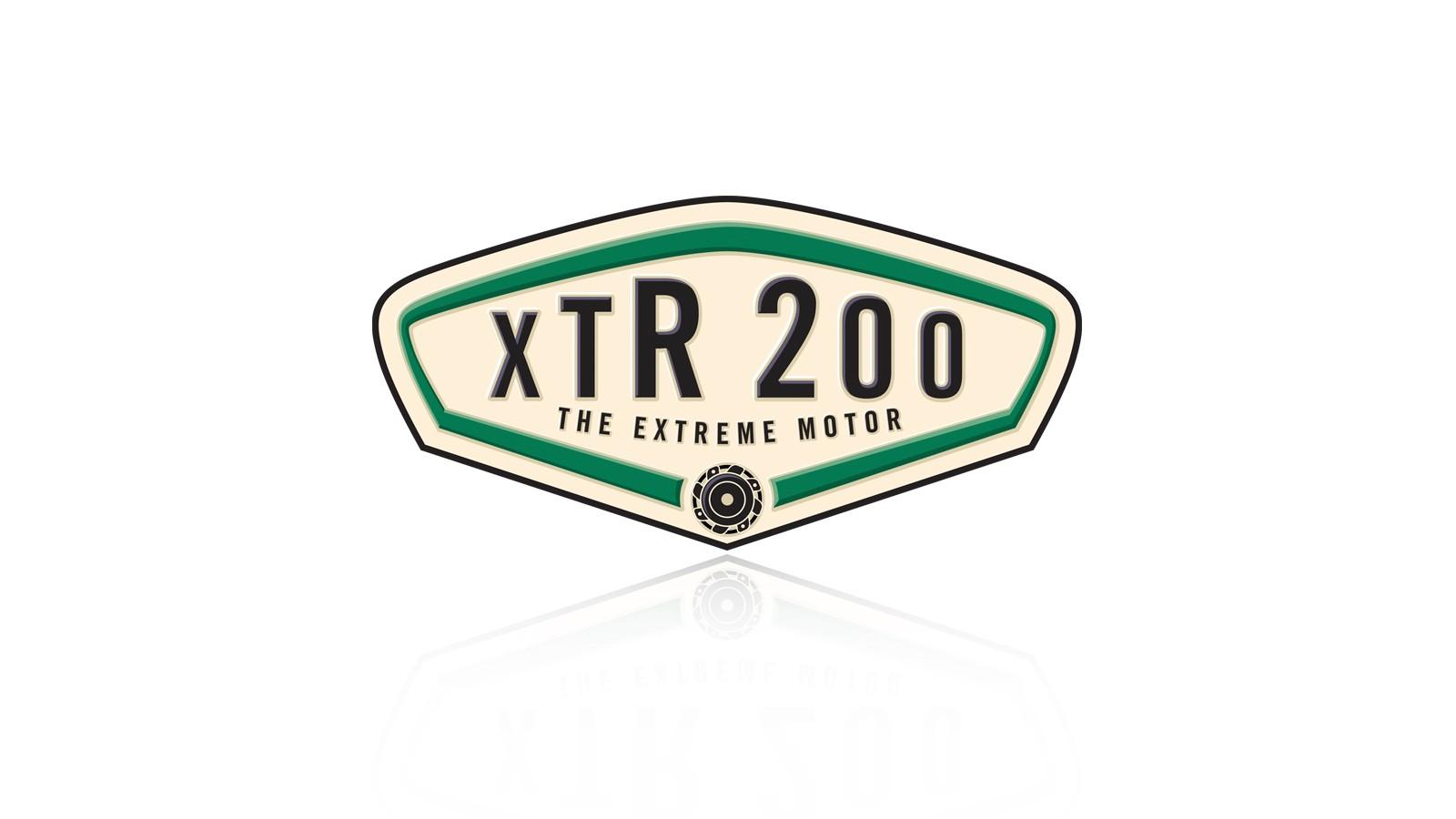 XTR 200 LOGO