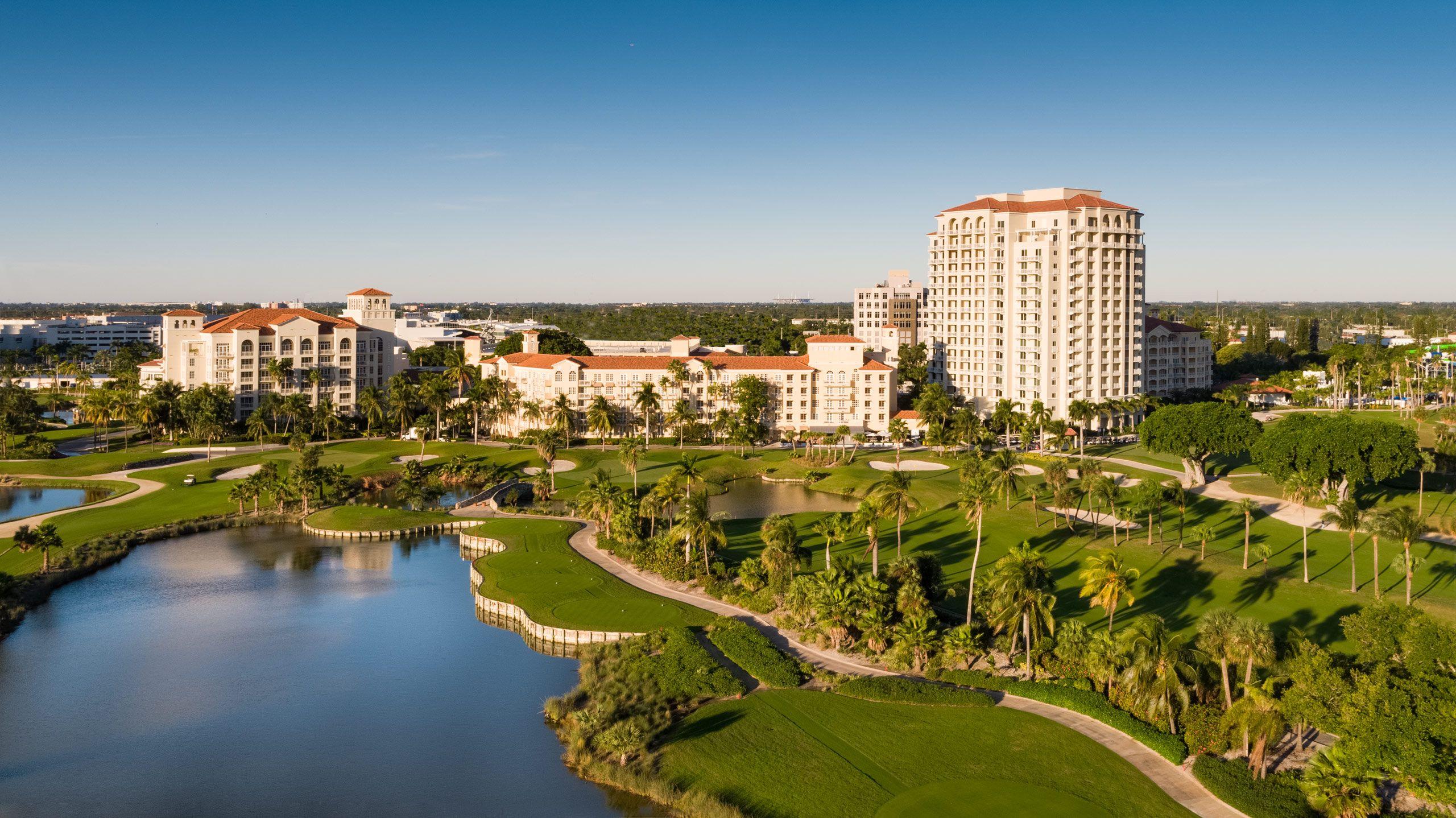JW Turnberry - Miami, Florida
