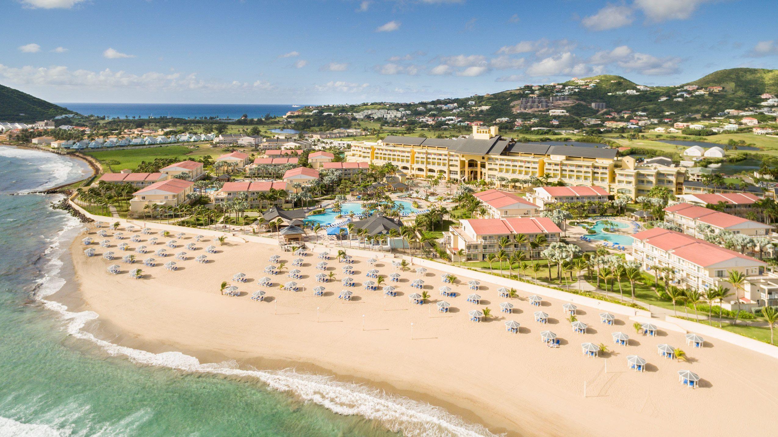 Drone Aerial Caribbean