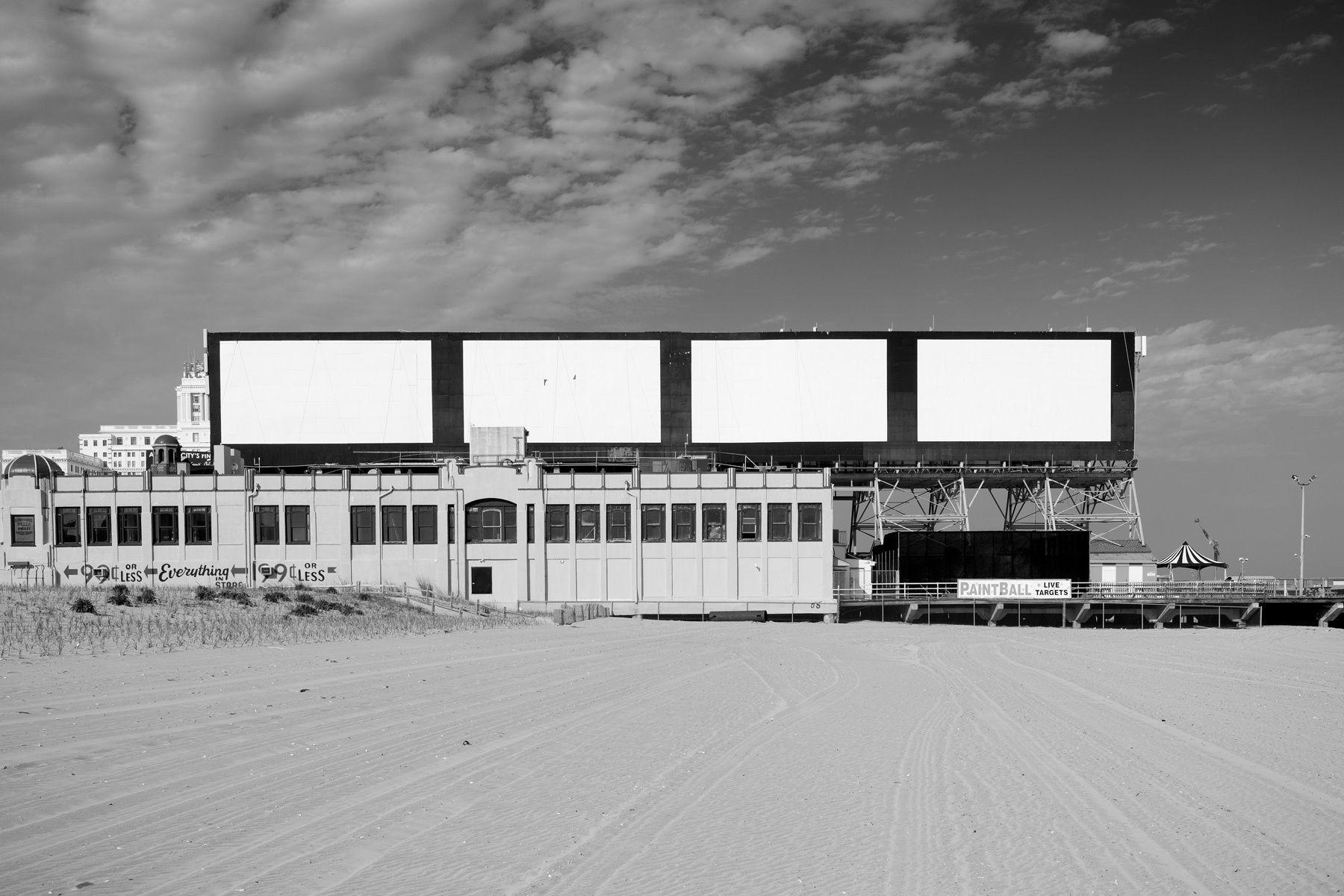 Signs Series - Atlantic City, New Jersey