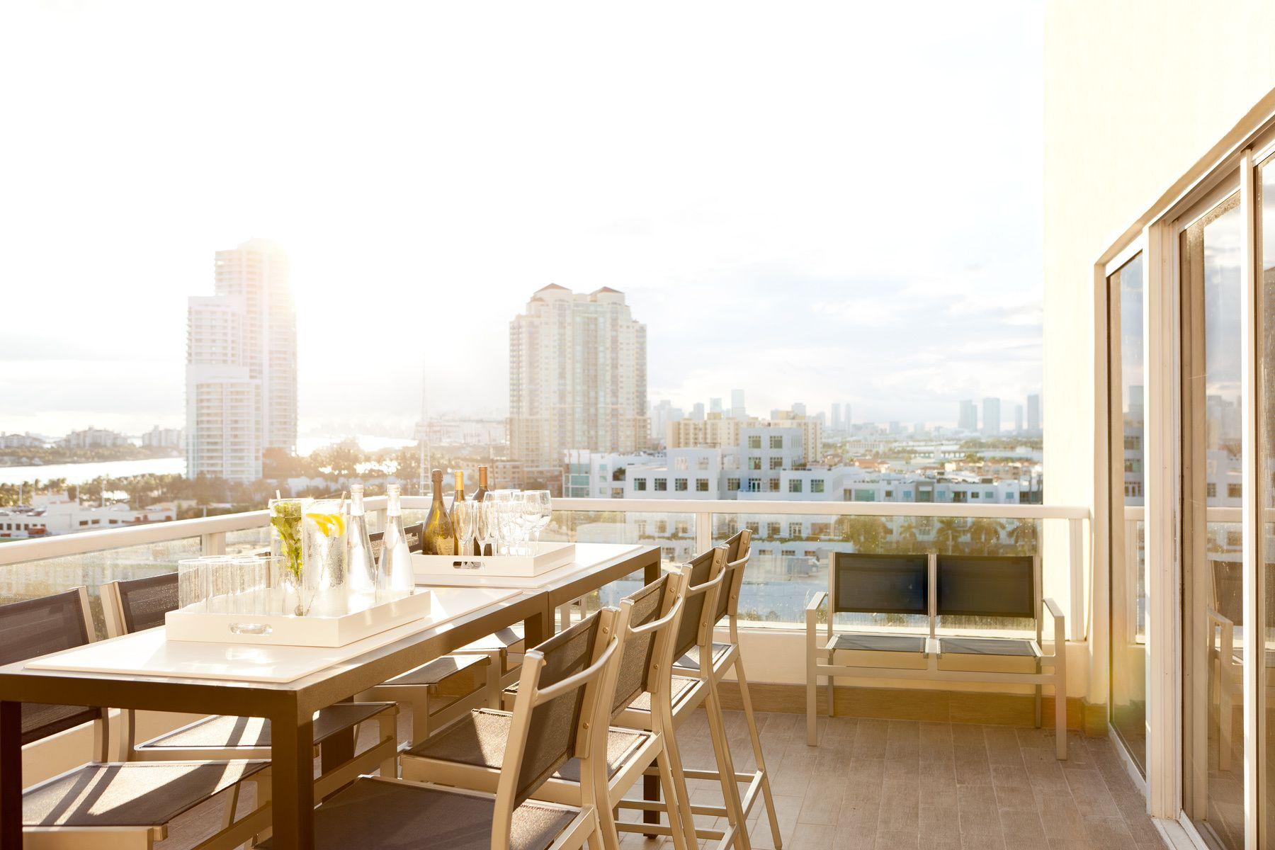 Resort Rooftop Catering
