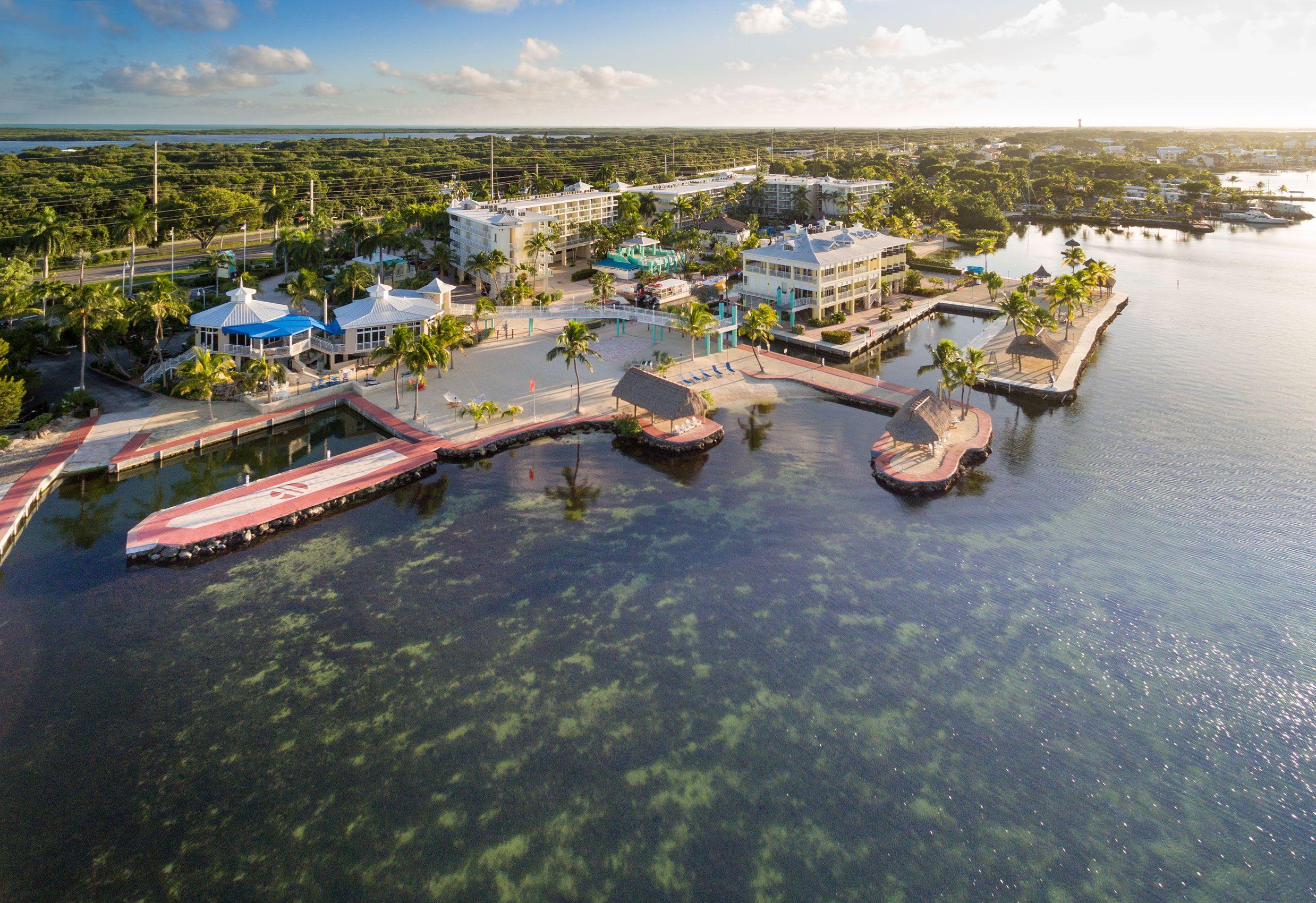 Key Largo Drone Aerial