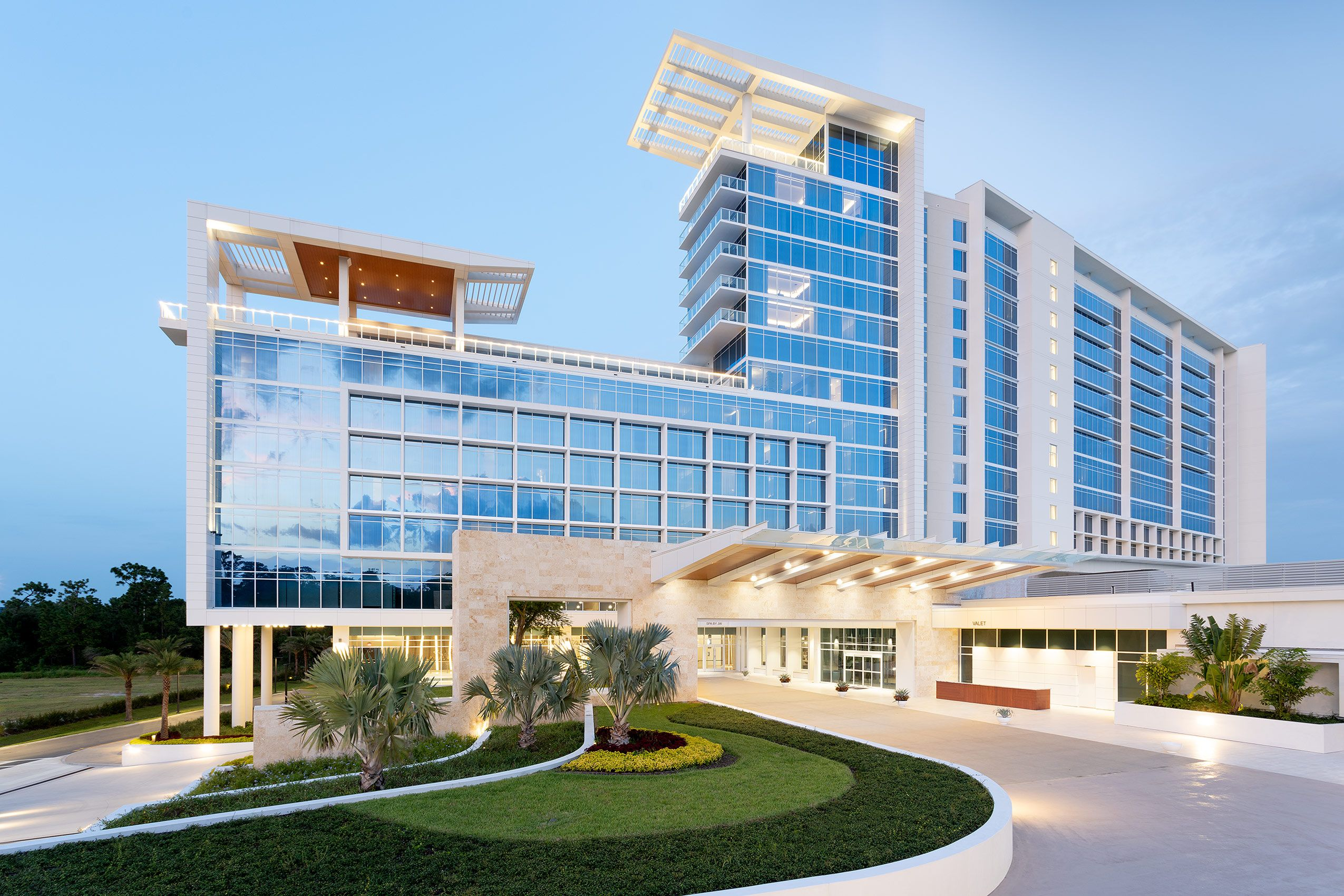 JW Bonnet Creek Orlando Resort and Spa