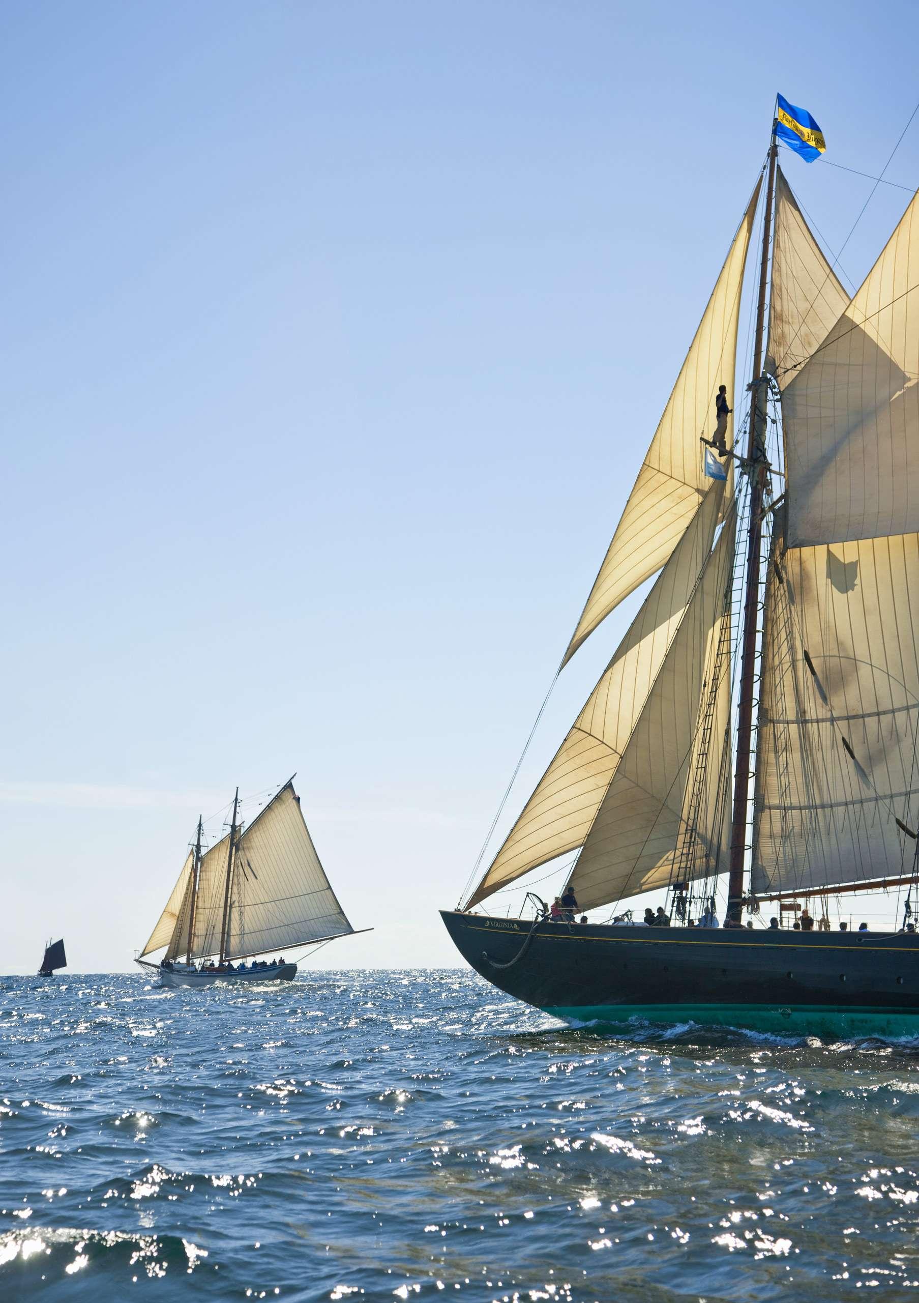 PORTFOLIO - Sailing - Windjammers #20   PCG462