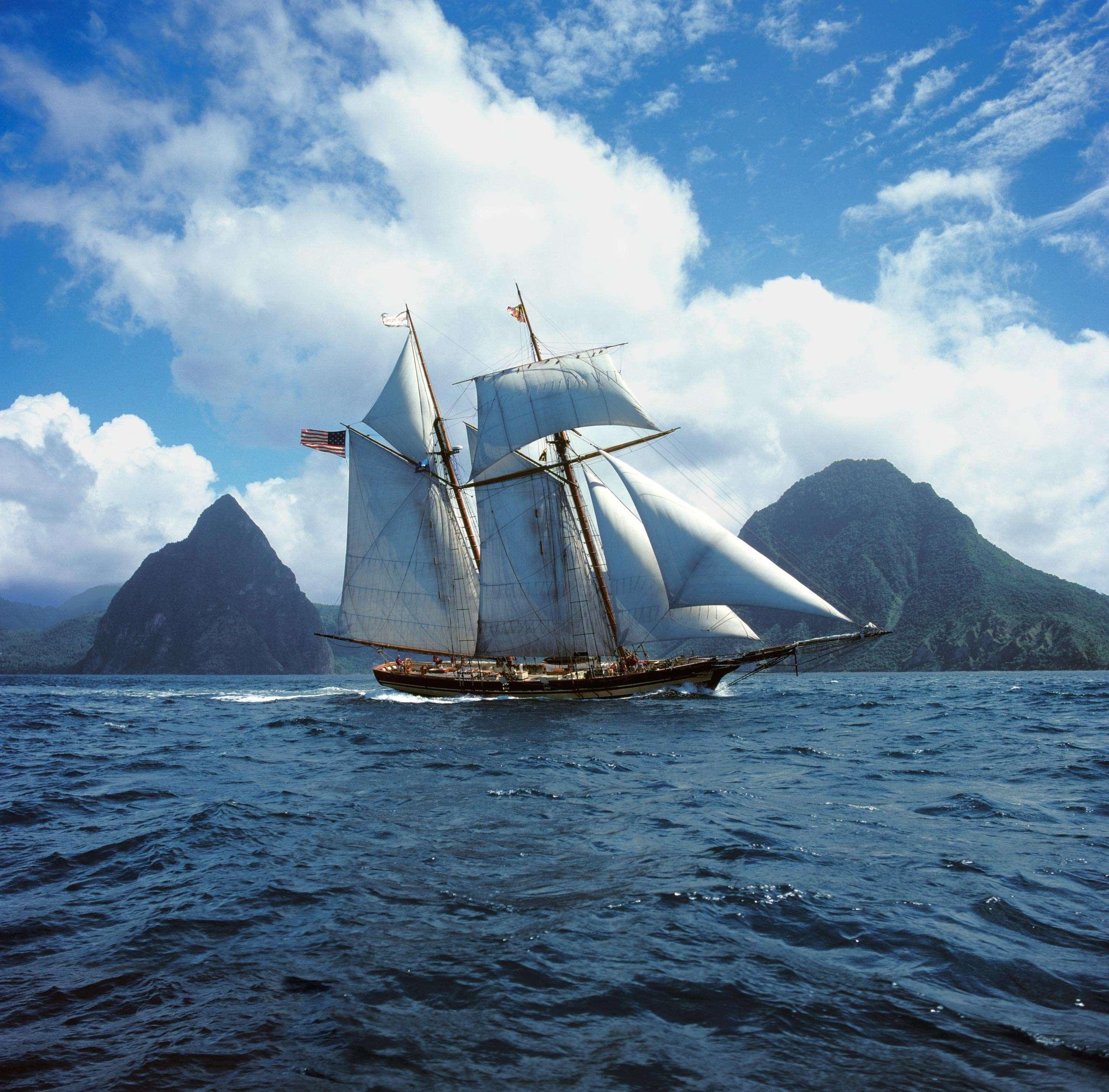 PORTFOLIO - Sailing - Windjammers #21   PCG077